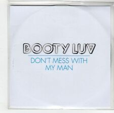 (GJ263) Booty Luv, Don't Mess With My Man - 2007 DJ CD