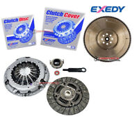 EXEDY CLUTCH KIT and FLYWHEEL for 2006-2018 SUBARU FORESTER XT 2.5L 2.0L TURBO