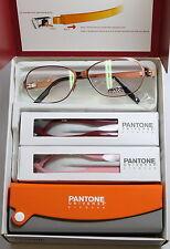 PANTONE PTM0918F-C21 Original Brille Eyeglasses Occhiali Gafas Wechselbügel Bril
