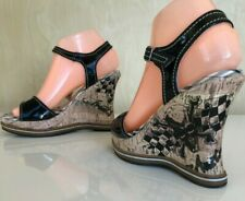Wedge Women's Sandals Cork Upper for sale | eBay