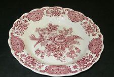 Ridgway Staffordshire Windsor ROSSO minestre piatti piatto profondo 24,5 cm DM