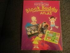 The Nystrom Block Buddy Atlas Paperback Charles Novasad