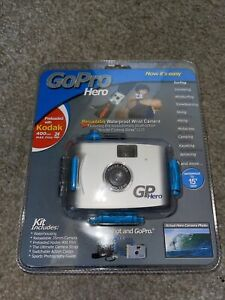 GoPro Hero Waterproof Reusable Wrist Camera 35mm Reusable GP Hero