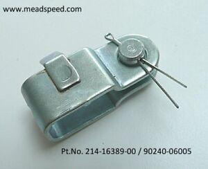 Clutch Cable Clevis, 214-16389-00, TZ350, DT250, RD250, XS250, TD3, MX250, RD400