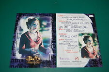 RARE BUFFY WILLOW  CARD- Alyson Hannigan  Extremely GET it Autographed! Inkworks
