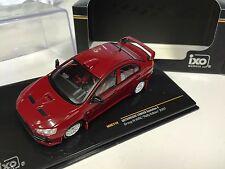 IXO models 1/43 MITSUBISHI LANCER EVO X GrN WRC 2007 ref MOC114