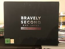 Bravely Second - Deluxe Collector's Edition (Nintendo 3DS, 2DS, 2016) No Game.
