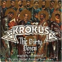 "KROKUS ""DIRTY DOZEN (BEST OF)"" CD NEU"