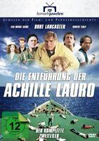 DIE ENTFÜHRUNG DER ACHILLE LA - LANCASTER,BURT   DVD NEU