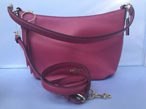 NEW COACH SMALL SKYLAR HOBO POPPY Shoulder Bag  91028 MSRP  $350