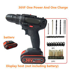 Multifunctional Household Lithium Drill Cordless Screwdriver Power Charging Tool