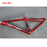 "TWITTER Mountain Bike Disc Bicycle Frames 26/27.5*15.5/17"" Aluminum Alloy Frame"