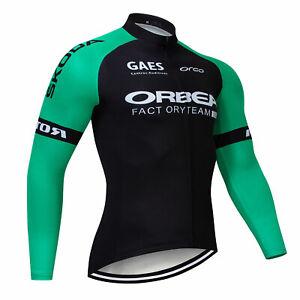 Long Sleeve Cycling Jerseys Bib Pants 3D Pad Riding Race Team Pro Wear Women Set