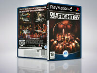 Def Jam: Fight for NY - PS2 - Cover/Case - Replacement - NO Game - PAL