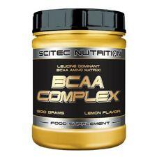 bcaa complex 8:1:1 300 gr scitec nutrition sabor limon constructor muscular