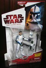 Star wars force ATTAX CLONE soldat DENAL #034