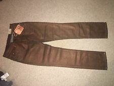 Tommy Hilfiger Victoria Bronze Shimmer W29 L32 slim Jeans BNWT
