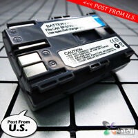 BP-508 511 511A 512 514 Battery for Canon PowerShot G1 G2 G3 G5 Pro G6 1 90 IS