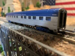 N Scale Con-Cor Nickel Plate Road WELL DETAILED finished interior NICE new !