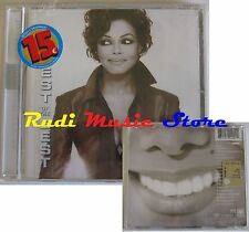 CD JANET JACKSON DESIGN OF DECADE 1986 1996  SIGILLATO A&M NO lp mc dvd MICHAEL