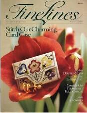 FineLines Magazine Winter 2000 Vol 4 No 3