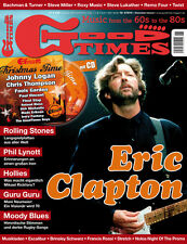 GoodTimes 6-2010 Clapton, Fools Garden, Hollies, Johnny Logan, Guru Guru + CD