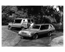 1977 Ford Econoline Cruising Van and Pinto Cruising Wagon Photo Poster zuc0647-A
