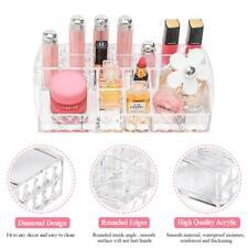 Acrylic Makeup Organizer Storage Case Cosmetic Lipstick Jewelry Display Rack box