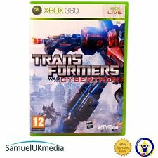 Transformers: War for Cybertron (Xbox 360) ** en un nuevo caso! **