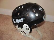 Vtg Vintage Black Cooper Sk600 S Hockey Helmet-Youth S