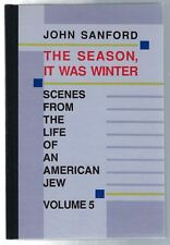The Season, It was Winter Scenes From the Life of An American Jew Vol 5 Sanford