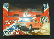 DUKES OF HAZZARD BIG 1969 CHARGER GENERAL LEE AMERICAN MUSCLE CAR 1/24 Scale