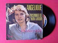 Vinyle, CHRISTIAN VIDAL, 45 Tours VINTAGE. ANGELIQUE/PRISONNIER DE MON AMOUR....