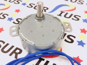 NSOP Replacement Jun Tuo JT TY-50B E212993 AC 110-120V 50/60Hz CCW Synchro Motor