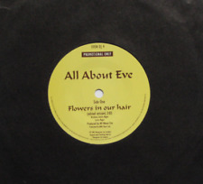 All About Eve ‎– Flowers In Our Hair EVEN DJ 4  PROMO RARE   VINYL LOOKS MINT