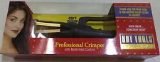 Hot Tools Professional Crimper 2Inch With Multi-Heat Control Stylists Performing