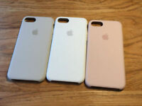 *** 8 FARBEN ECHTES ORIGINAL Apple Silicone Case Silikon hülle iPhone 7 4.7""