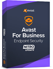 Avast For Business Endpoint Security [1 licenza - 2 anni] Aziendale in Cloud