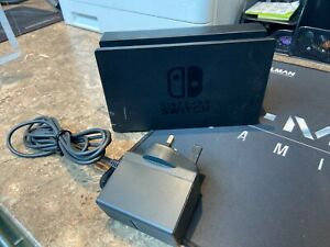 Nintendo Switch Charging Dock & Charger - Comes with Power Supply Cable