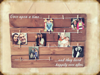 """Wedding/ Baby Photo Board 