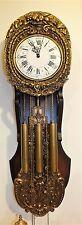 110cm H HOLLANDISCHE Comtoise Wanduhr-WESTMINSTER Melodie- URGOS Uhrwerk Germany