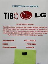 Tibo TI55043DBC LG 55GA6450-UD 6917L-0118A BD9470EFV Kit de reparación de tablero del inversor
