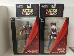 DC Collectibles Comics Dave Cortes Suicide Squad 2015 Set of 2 Figures