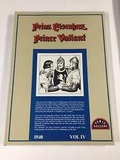 Prince Valiant Prinz Eisenherz Hardcover Comic Gallery English German Volume 4