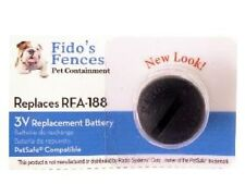 RFA-188 PetSafe Compatible Fence & Dog Collar Lithium Battery