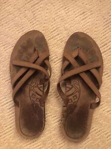 teva sandals womens 9