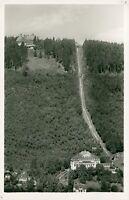 Ansichtskarte Wildbad Schwarzwald Bergbahn mit Sommerberg  (Nr.9185)