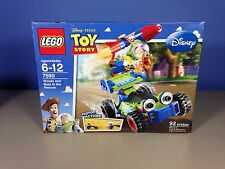 Lego #7590 Disney Pixar Toy Story Woody and Buzz to the Rescue  Retired