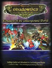 ShadowSea Rulebook  Printed Color Softcover - MARKED DOWN
