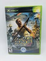Medal of Honor: Rising Sun (Microsoft Xbox, 2003)  Brand new In Factory Wrap